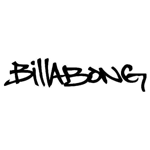 Aufkleber: Billabong 5