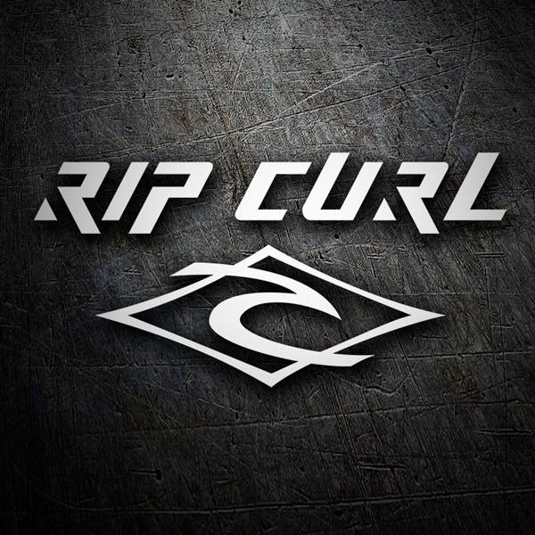 Aufkleber: Rip Curl 2