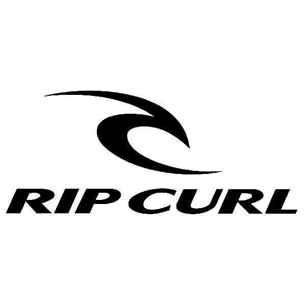 Aufkleber: Rip Curl