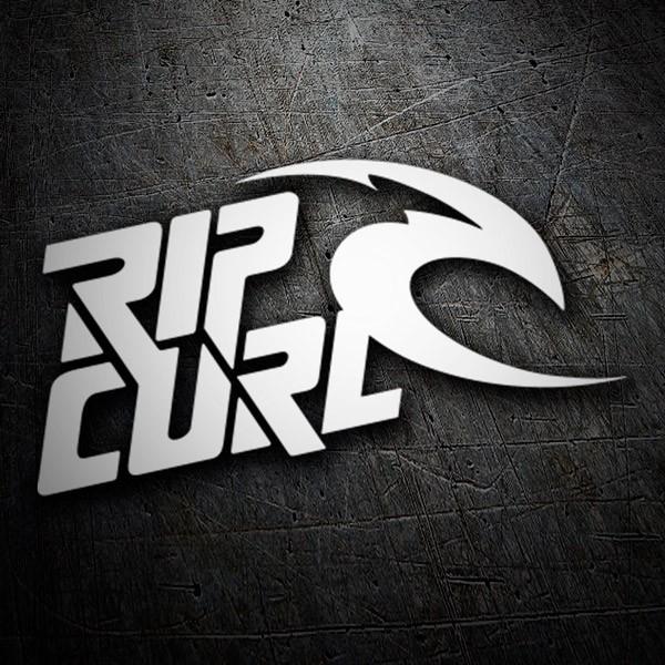 Aufkleber: Rip Curl 5