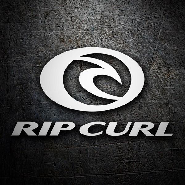 Aufkleber: Rip Curl 3