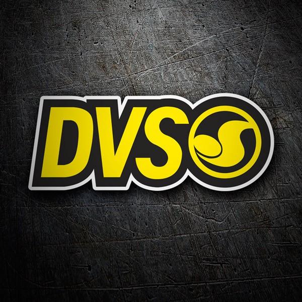 Aufkleber: DVS