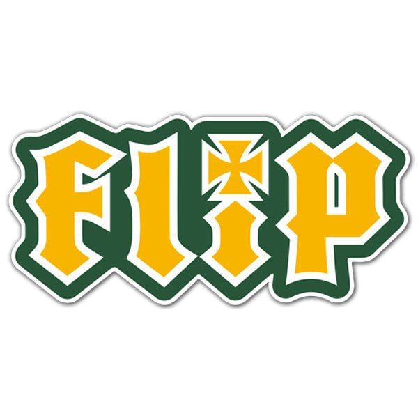 Aufkleber: Flip 2