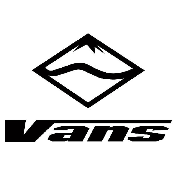 Aufkleber: Vans