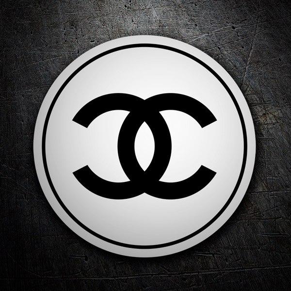 Aufkleber: Chanel