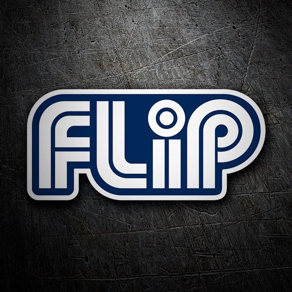 Aufkleber: Flip 5