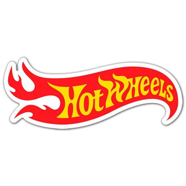 Aufkleber: Hot Wheels