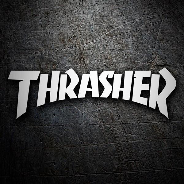 Aufkleber: Thrasher 5
