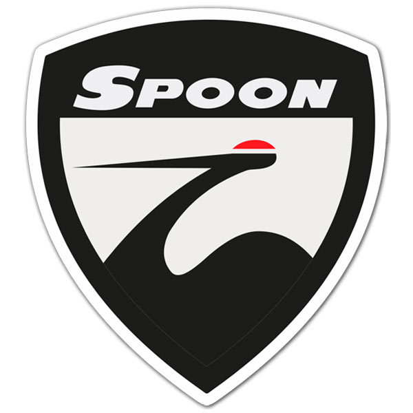 Aufkleber: Spoon Badge
