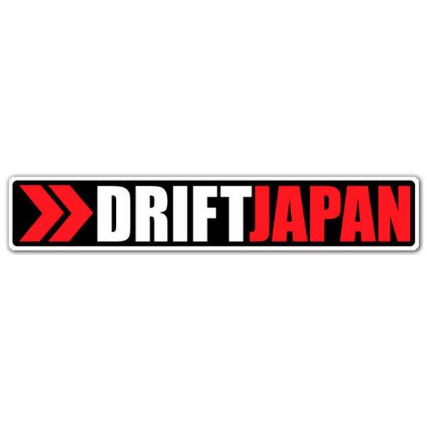 Aufkleber: Drift Japan 1