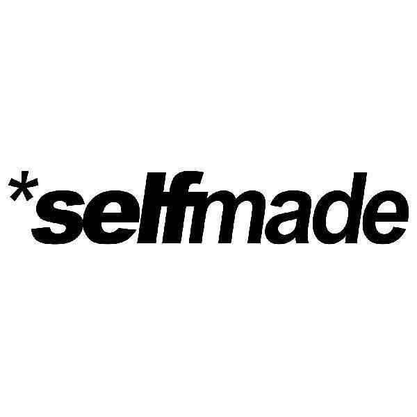 Aufkleber: Selfmade