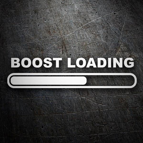 Aufkleber: Boost Loading