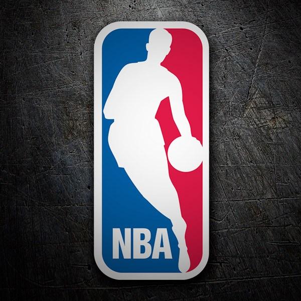 Aufkleber: NBA