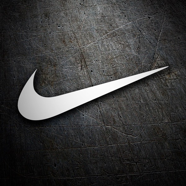 Aufkleber: Nike Swoosh