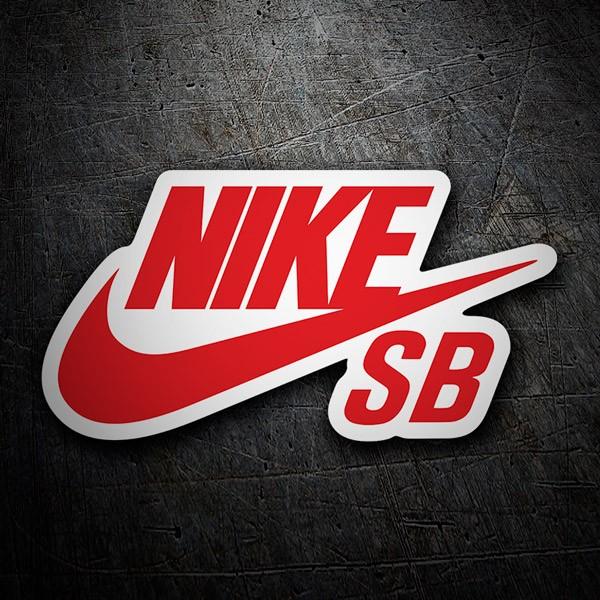 Aufkleber: Nike SB