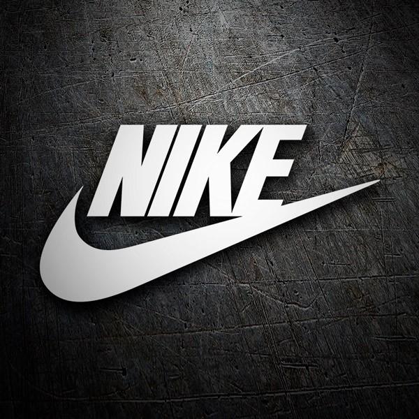 Aufkleber: Nike