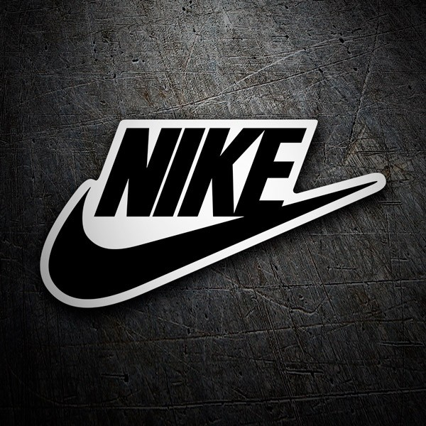 Aufkleber: Nike 2