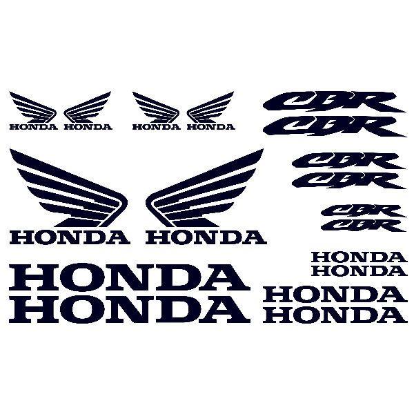 Aufkleber: Kit Honda CBR Racing