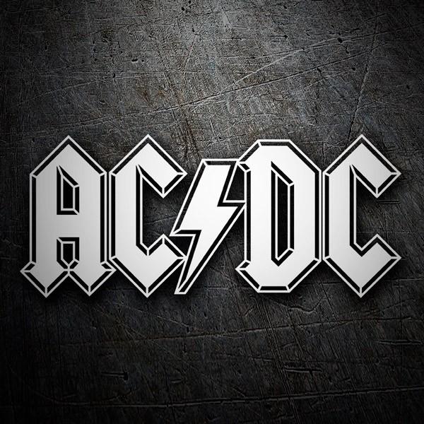Aufkleber: ACDC
