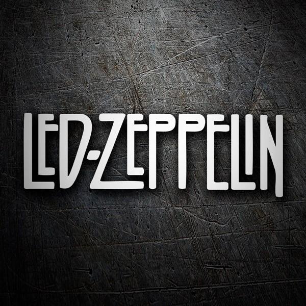 Aufkleber: Led Zeppelin
