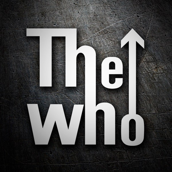 Aufkleber: The Who 0