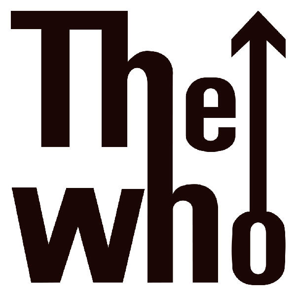 Aufkleber: The Who
