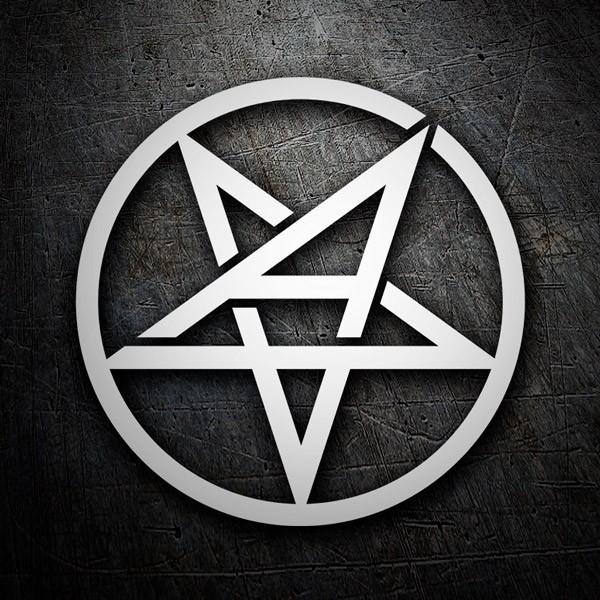 Aufkleber: Anthrax logo