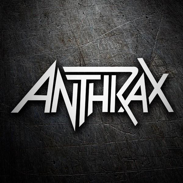 Aufkleber: Anthrax 2