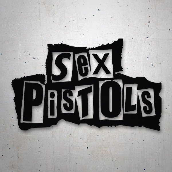 Aufkleber: Sex Pistols