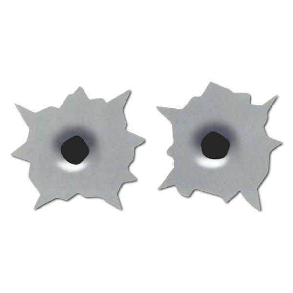 Aufkleber: Bullet Holes