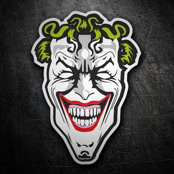 Aufkleber: Joker07