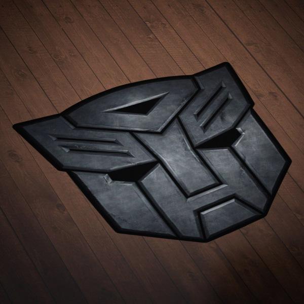 Aufkleber: Transformers Autobot Logo