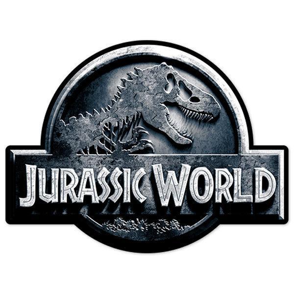 Aufkleber: Jurassic World