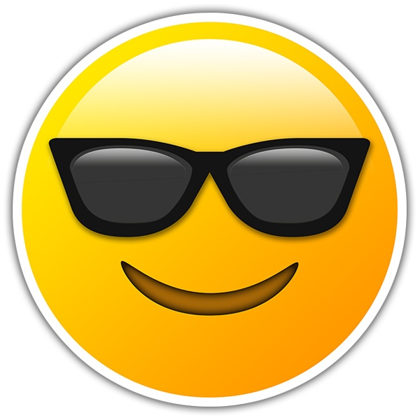 sonnenbrille smiley