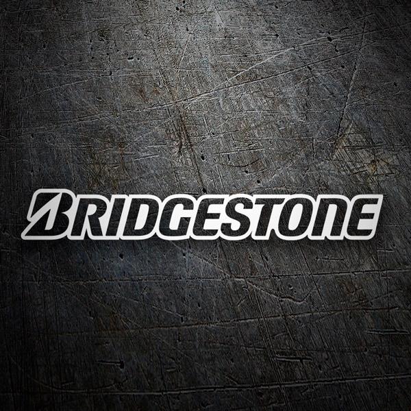 Aufkleber: Bridgestone