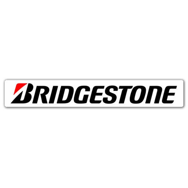 Aufkleber: Bridgestone 3