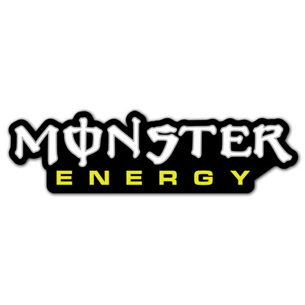 Aufkleber: Monster Energy 6