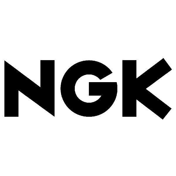 Aufkleber: NGK