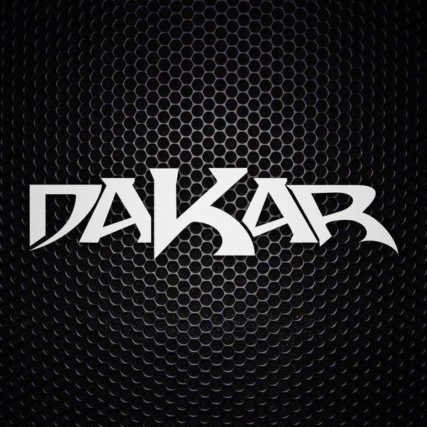 Aufkleber: Dakar