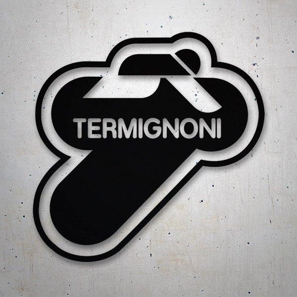 Aufkleber: Termignoni