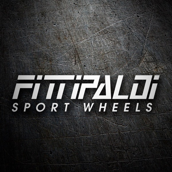 Aufkleber: Fitipaldi Sports Wheels