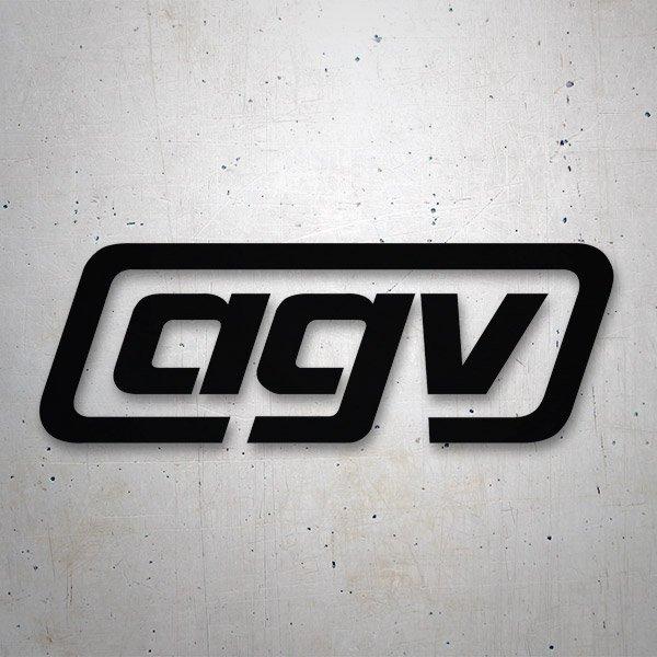 Aufkleber: AGV 2