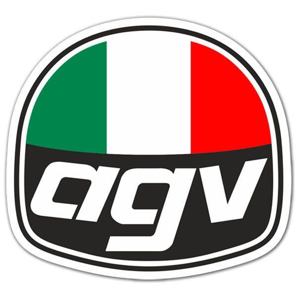 Aufkleber: AGV 3