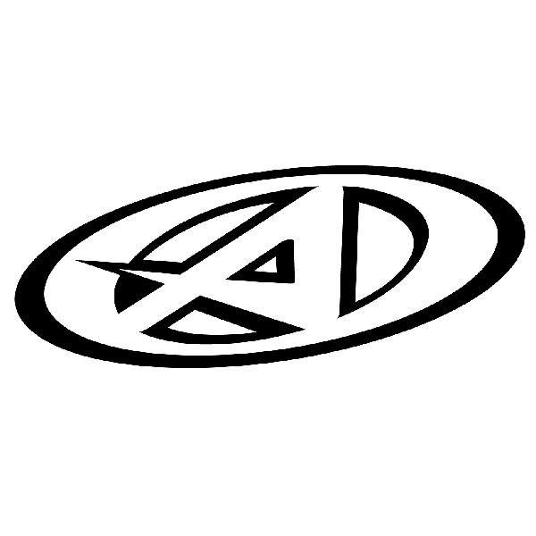 Aufkleber: Agv Sport 1