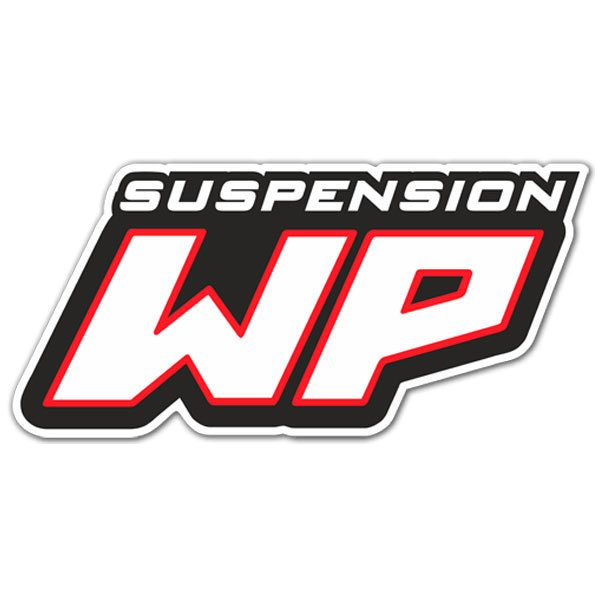 Aufkleber: Suspension WP