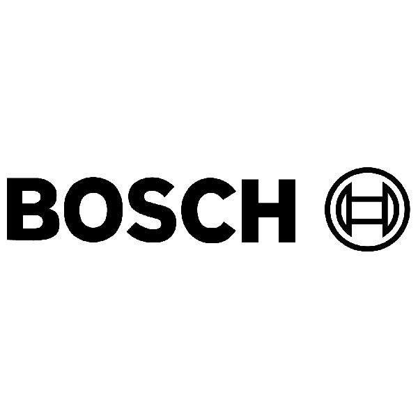 Aufkleber: Bosch