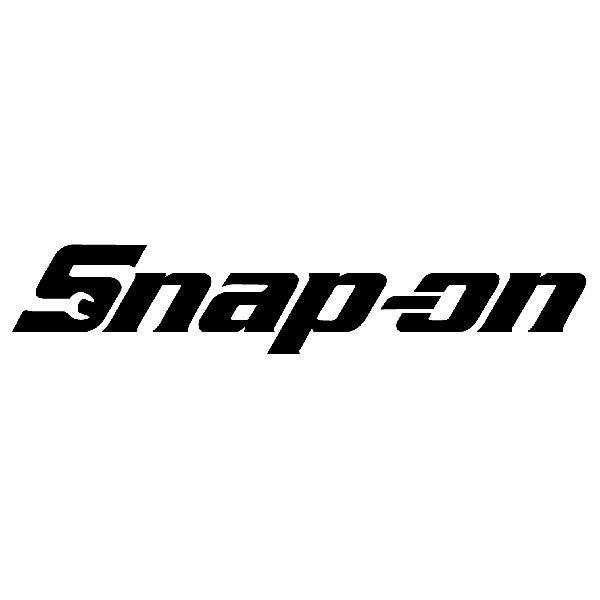 Aufkleber: Snap-on