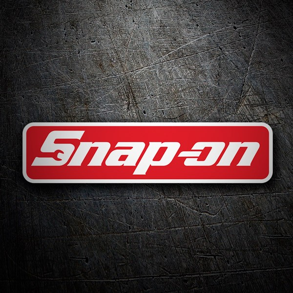 Aufkleber: Snap-on 2