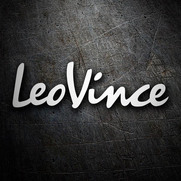 Aufkleber: LeoVince