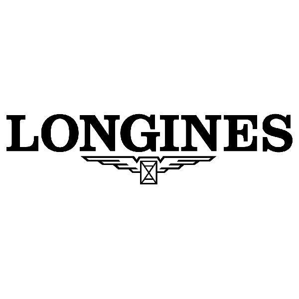 Aufkleber: Longines